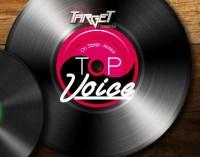 "Giovedì 10 marzo TarGet presenta ""Top Voice"""