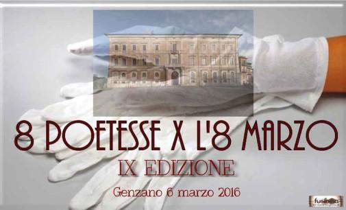 Genzano – 8 Poetesse X L'8 Marzo   IX edizione