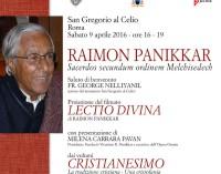 """Cristianesimo"" di Raimon Panikkar"