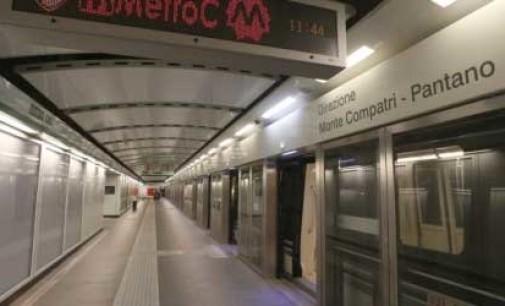 Navette Metro C, il servizio potenziato al via il 30 marzo