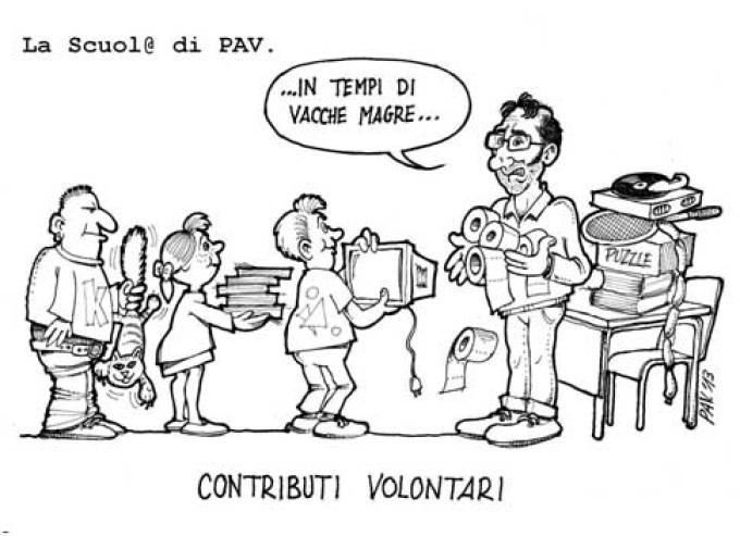 Contributo volontario?