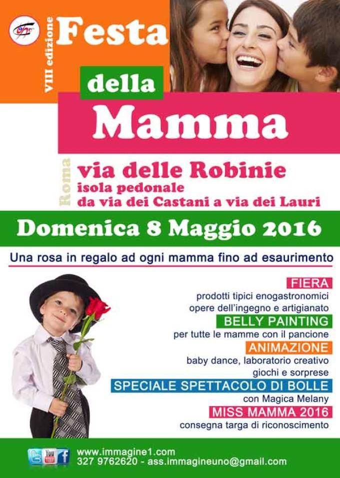 Festa della Mamma a Centocelle VIII edizione