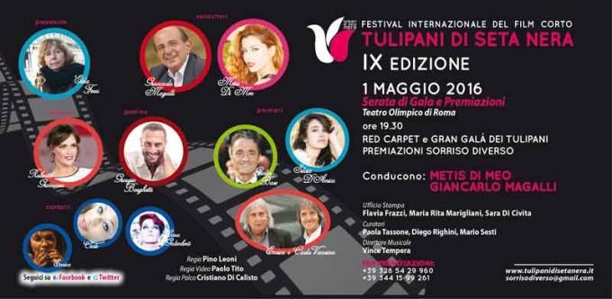 """Teatro Olimpico  –  9° Festival Internazionale del Film Corto: """"Tulipani di Seta Nera"""""""
