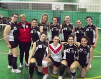 Pallavolo Campionato provinciale terza divisione femminile