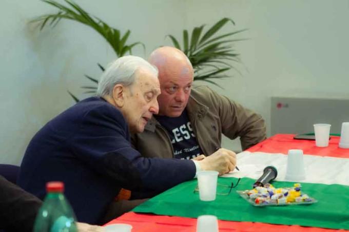 La lezione di Imposimato a Marino: cacciate i corrotti e difendete la Costituzione!