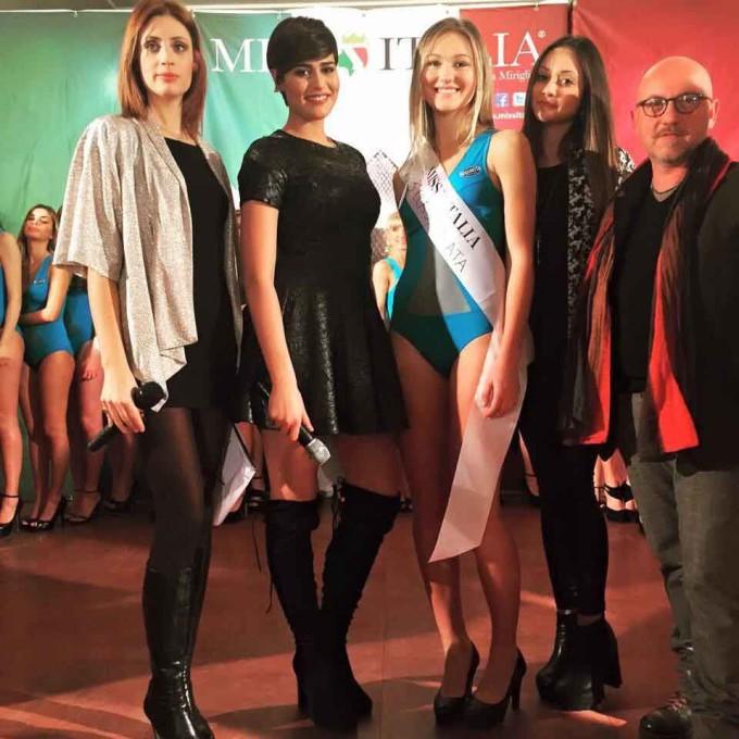 Miss Italia, è sogno finale per la frascatana Alice Silvestrini