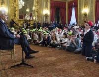 Colonna – Gli Studenti del Gulluni incontrano il Presidente Mattarella