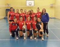 Polisportiva Borghesiana volley, l'Under 18 soddisfa la Chiodi