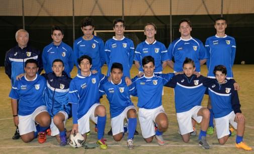 V. Divino Amore calcio (Giov. prov.), Capone: Il nostro, un campionato di grande livello