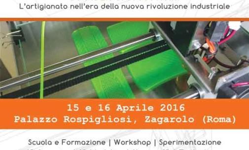 Il weekend di metà Aprile di Zagarolo si apre all'insegna di umanesimo e scienza