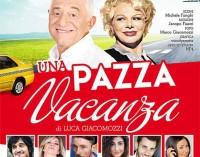 Teatro Degli Audaci – Una Pazza Vacanza di Luca Giacomozzi