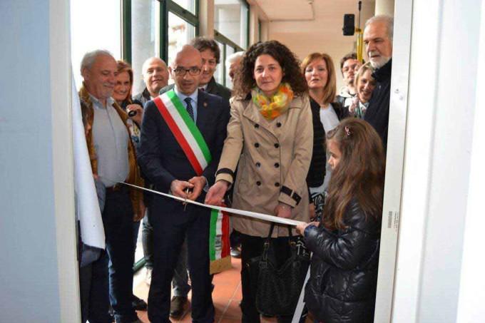 Carpineto R.no – inaugurata la Casa della Cultura e del Sociale