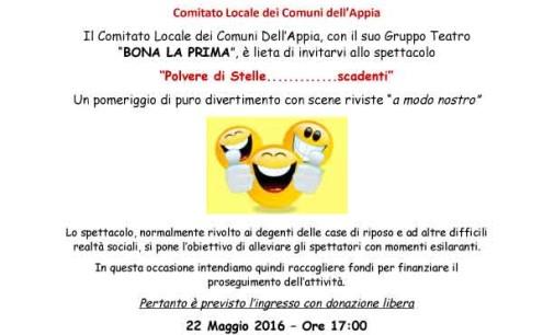 "Gruppo Teatro ""Bona la Prima"""