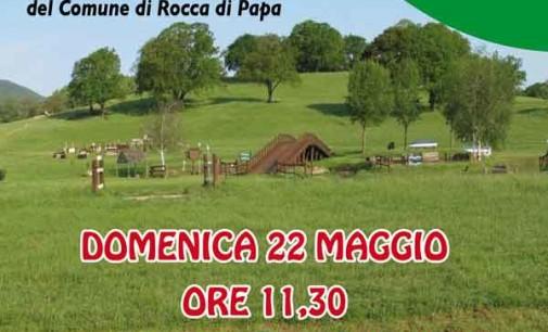 Domenica 22 la conferenza di riapertura del Centro Equestre dei Pratoni del Vivaro