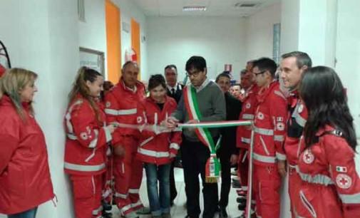 A Valmontone taglio del nastro per il nuovo comitato di Croce Rossa Italiana