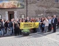 Amnesty International celebra i 55 anni di attività ad Albano Laziale
