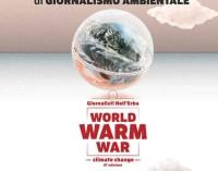 Lancio ufficiale Giornata Nazionale dei Giornalisti Nell'Erba, WorldWarmWar