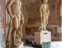 Museo Nazionale Romano – Palazzo Altemps.  Matthew Monahan. Una mostra a cura di Ludovico Pratesi