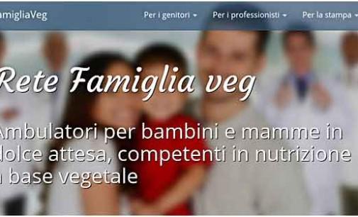 Nasce in Italia la Rete Famiglia Veg