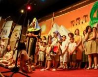 Applausi a scena aperta per i giovani attori nel musical 'Giuseppe e i suoi fratelli'