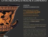 Visita al Museo di Cerveteri e conferenza di Fabio Isman