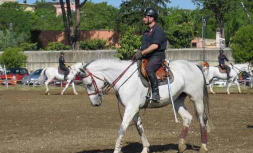 """Equitazione: a Piazza di Siena torna a correre """"Championesse d'Or"""","""