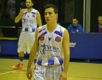 Basket Frascati (C masch), Monetti: «Punti pesanti col Vigna Pia, ora sotto col derby»