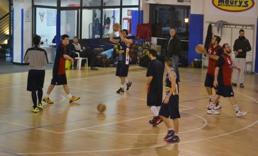 S. Nilo Basket Grottaferrata (C silver), Catanzani: «Due vittorie per prenderci i play off»