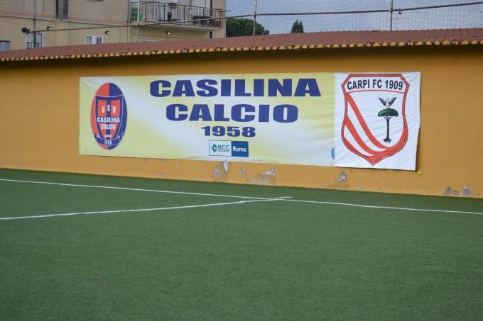 """Casilina calcio, è partito il memorial """"Pietro e Benito Donati"""": subito show dei 2001 di casa"""
