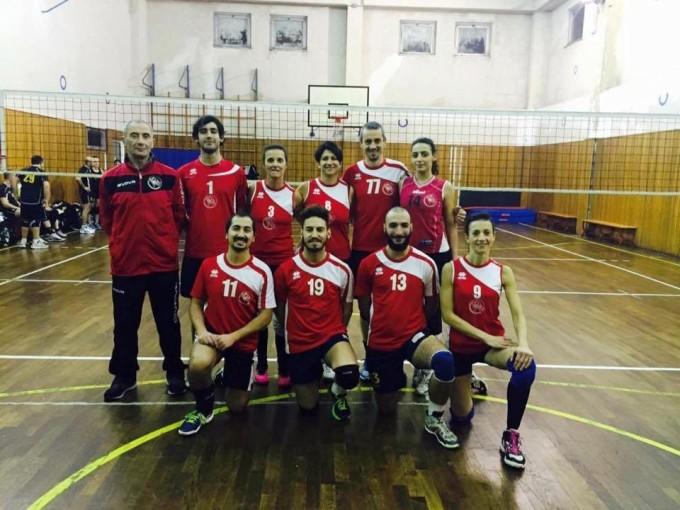 Pallavolo Campionato amatoriale Elite misto Uisp Semifinale gara di ritorno