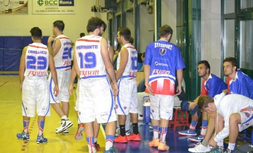 Basket Frascati (C silver), è quarto posto. Monetti: «Resettiamo e pensiamo ai play off»