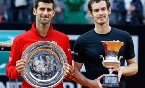 Andy Murray vince il Master di Roma
