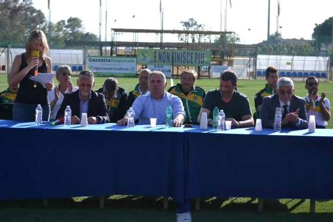 Racing Club (calcio), l'atteso annuncio di Pezone: «Abbiamo rilevato le quote della Lupa»