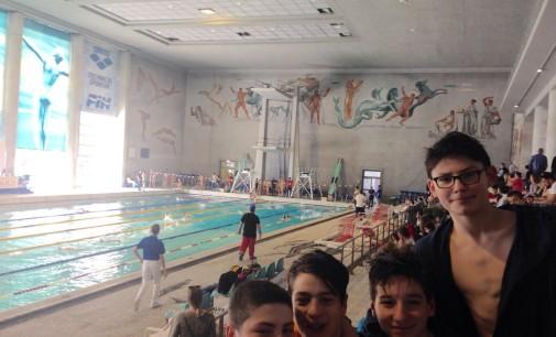 Tc New Country Club (nuoto), Cordasco: «I nostri ragazzi in odore di qualificazione ai regionali»
