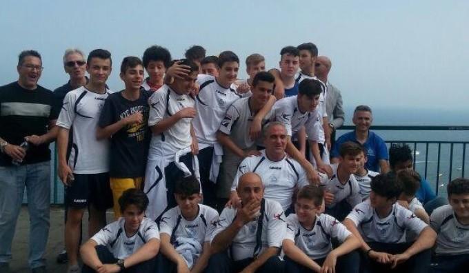 Ssd Colonna (calcio giovanile), Urgolo: «A Napoli una splendida giornata per i nostri ragazzi»