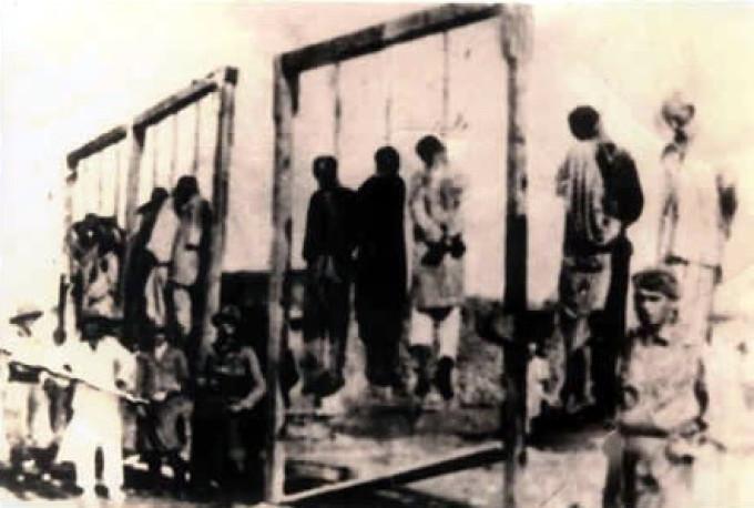 Vecchi e nuovi campi di concentramento in Libia