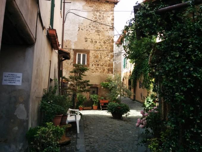 Monte Compatri – I reperti archeologici in un museo civico