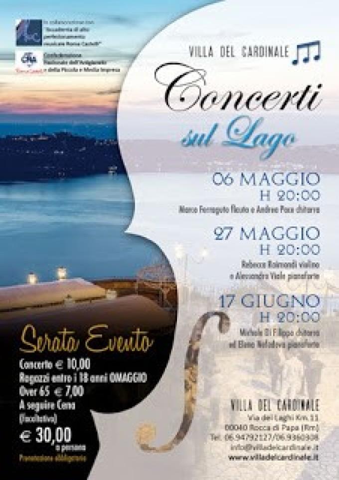 I concerti sul lago – DUO ARDORE'