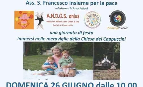 """Albano, domenica la """"Festa d'Estate"""" di C.A.S.Alzheimer"""