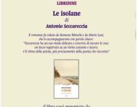 """Presentazione delle  """" ISOLANE"""" di Antonio Seccareccia"""