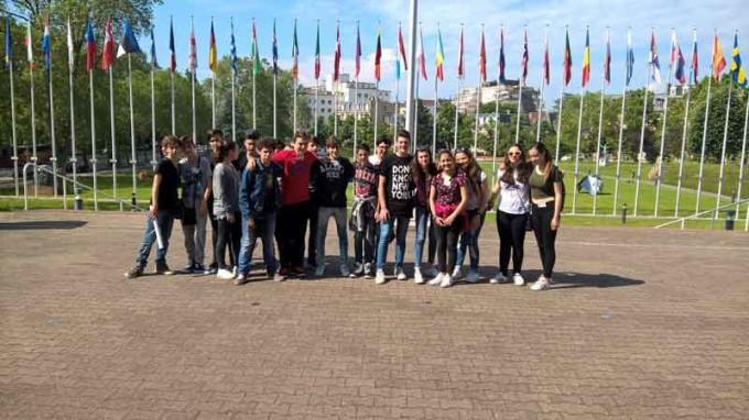 Da Valmontone a Strasburgo: 20 giovani alla scoperta dell'Europa