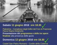 Festival e Premio per la letteratura di viaggio l'albatros città di Palestrina.