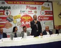 Lariano. Presentata la settima edizione della Sagra della Pizza e Birra