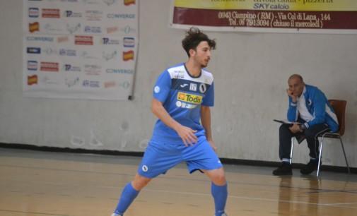 Lido di Ostia Futsal (serie B): restano Barra, Corsetti e il preparatore Di Franco. Saluta Gentile