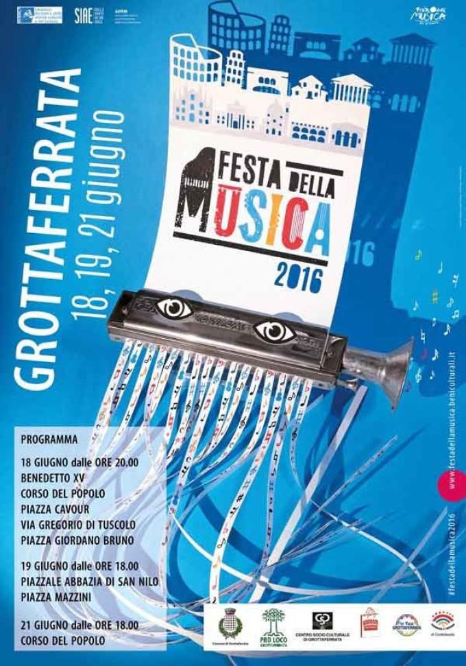 Grottaferrata celebra la Festa della Musica