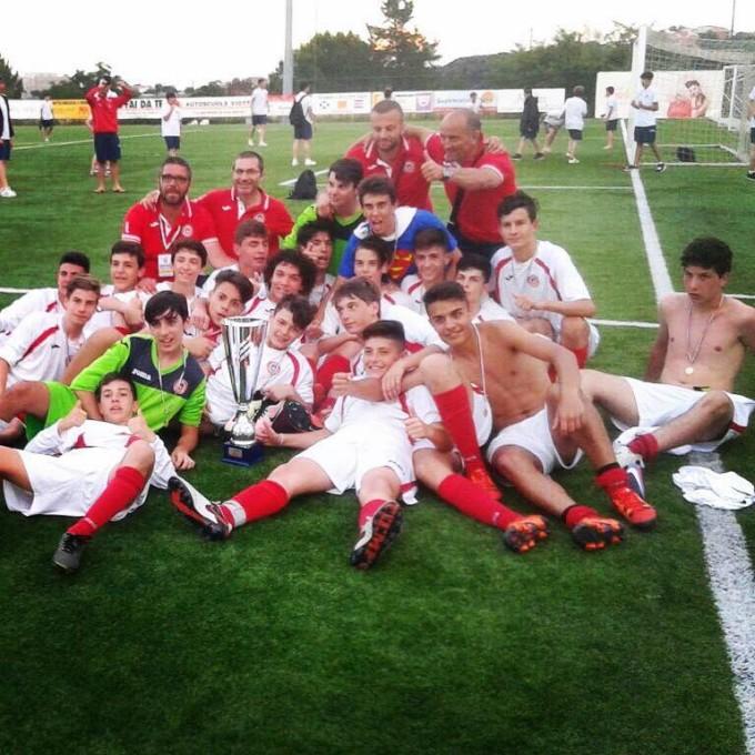 Asd Frascati Calcio, le giovanili protagoniste nei tornei di fine stagione