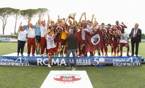 Final 4 Berretti Lega PRO: Cittadella Campione D'Italia