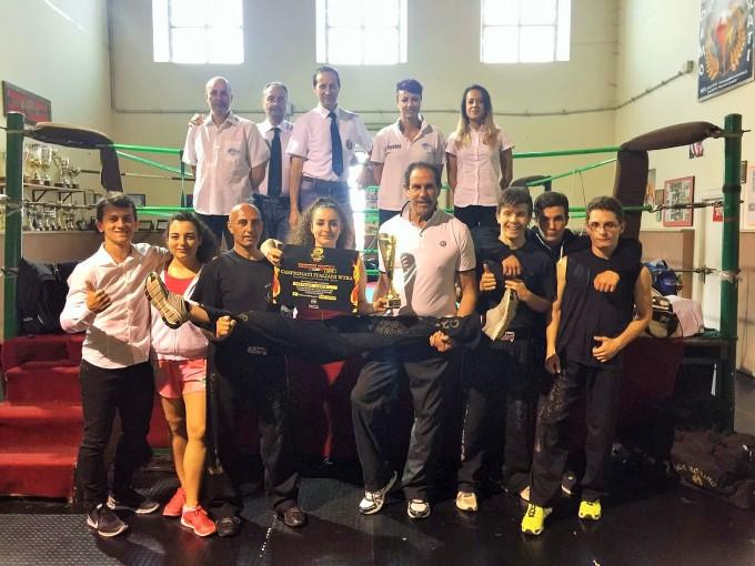 Sport da combattimento- Campionati italiani Wtka-Wka a Rimini