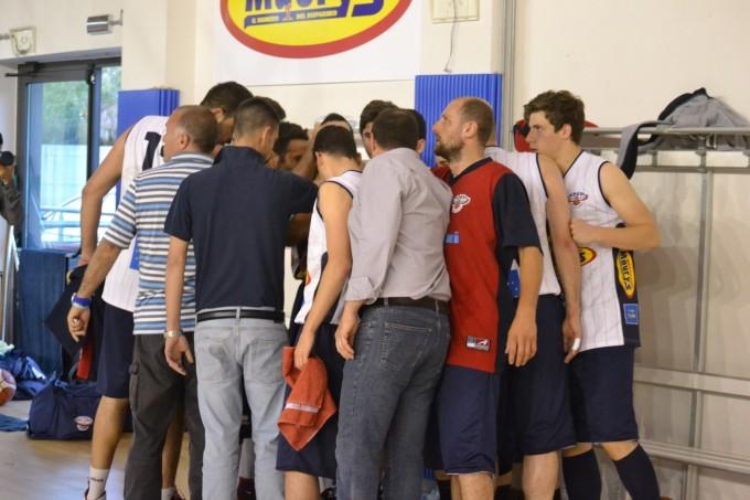 S. Nilo Basket Grottaferrata (C silver), Catanzani: «Una stagione comunque meravigliosa»