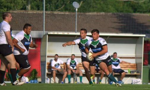 Lirfl (rugby a 13), L'Aquila Neroverde è la prima finalista. Speranza: «Vogliamo lo scudetto»